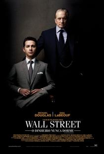 Wall Street: O Dinheiro Nunca Dorme - Poster / Capa / Cartaz - Oficial 1