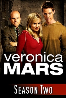 Veronica Mars: A Jovem Espiã (2ª Temporada) - Poster / Capa / Cartaz - Oficial 5