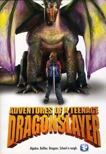 Aventuras de um jovem caçador de dragões - Poster / Capa / Cartaz - Oficial 2