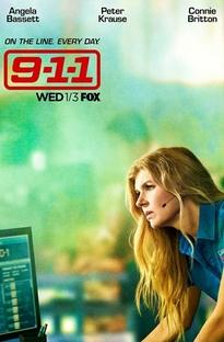 9-1-1 (1ª Temporada) - Poster / Capa / Cartaz - Oficial 5