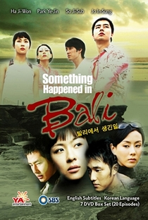 What Happened in Bali - Poster / Capa / Cartaz - Oficial 2
