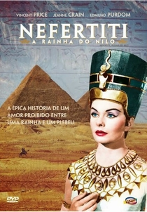 Nefertiti, A Rainha do Nilo - Poster / Capa / Cartaz - Oficial 2