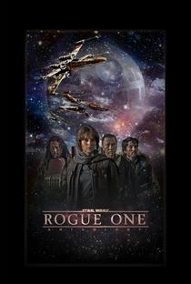 Rogue One: Uma História Star Wars - Poster / Capa / Cartaz - Oficial 3