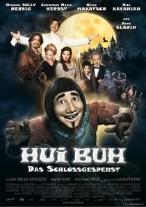 Hui Buh - Um fantasma atrapalhado - Poster / Capa / Cartaz - Oficial 1