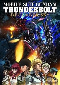 Mobile Suit Gundam Thunderbolt: December Sky - Poster / Capa / Cartaz - Oficial 1