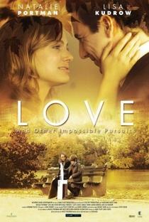 As Coisas Impossíveis do Amor - Poster / Capa / Cartaz - Oficial 5