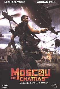 Moscou em Chamas - Poster / Capa / Cartaz - Oficial 1
