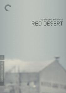 O Deserto Vermelho - Poster / Capa / Cartaz - Oficial 1
