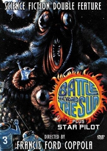 Battle Beyond the Sun - Poster / Capa / Cartaz - Oficial 1