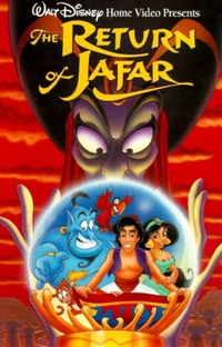O Retorno de Jafar - Poster / Capa / Cartaz - Oficial 3