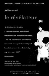 O Revelador - Poster / Capa / Cartaz - Oficial 1