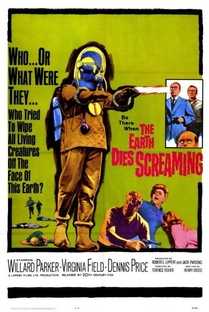 The Earth Dies Screaming - Poster / Capa / Cartaz - Oficial 1