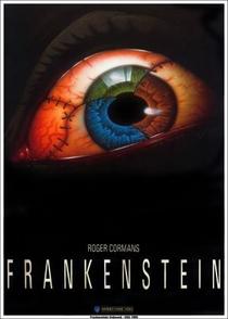 Frankenstein - O Monstro das Trevas - Poster / Capa / Cartaz - Oficial 3