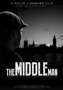 The Middle Man - Poster / Capa / Cartaz - Oficial 1