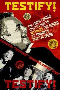 Repo! The Genetic Opera - Poster / Capa / Cartaz - Oficial 13