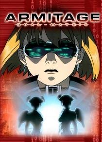 Armitage: Dual Matrix - Poster / Capa / Cartaz - Oficial 1