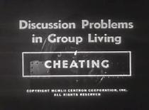 Cheating - Poster / Capa / Cartaz - Oficial 1