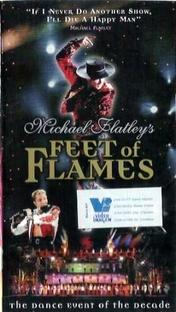 Michael Flatley - Feet of Flames - Poster / Capa / Cartaz - Oficial 1