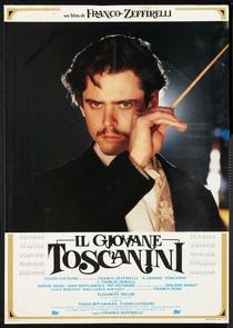 O Jovem Toscanini - Poster / Capa / Cartaz - Oficial 1