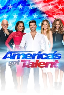 America's Got Talent (12ª Temporada) - Poster / Capa / Cartaz - Oficial 1