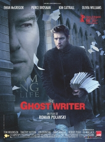 O Escritor Fantasma - Poster / Capa / Cartaz - Oficial 11