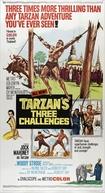 Os Três Desafios De Tarzan (Tarzan's three challenges)