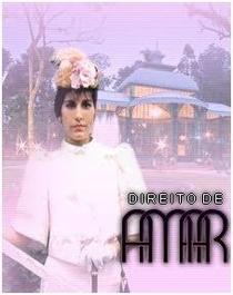 Direito de Amar - Poster / Capa / Cartaz - Oficial 5