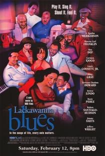 Lackawanna Blues  - Poster / Capa / Cartaz - Oficial 1