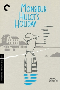 As Férias do Sr. Hulot - Poster / Capa / Cartaz - Oficial 1