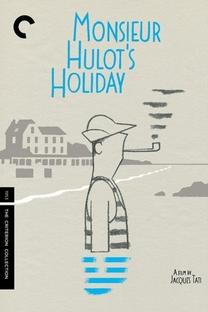 As Férias do Sr. Hulot - Poster / Capa / Cartaz - Oficial 2