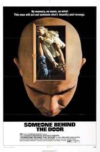 Alguém Atrás da Porta - Poster / Capa / Cartaz - Oficial 3