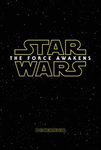 Star Wars: O Despertar da Força - Poster / Capa / Cartaz - Oficial 3