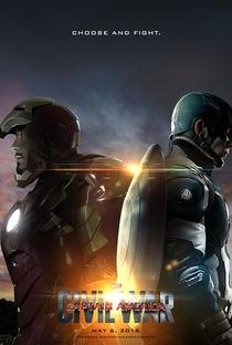 Capitão América: Guerra Civil - Poster / Capa / Cartaz - Oficial 49
