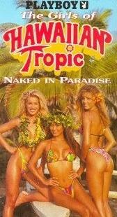Playboy - Nuas no Paraíso Tropical - Poster / Capa / Cartaz - Oficial 1
