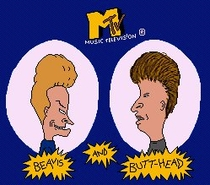 Beavis and Butt-Head (1ª Temporada) - Poster / Capa / Cartaz - Oficial 2