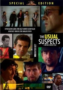 Os Suspeitos - Poster / Capa / Cartaz - Oficial 5