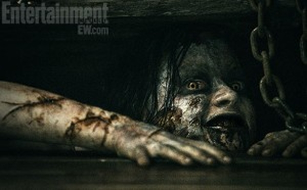 Assista ao sangrento trailer do remake de Evil Dead!