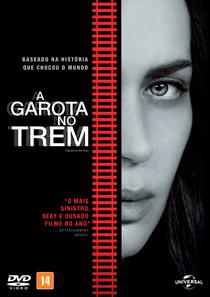 A Garota no Trem - Poster / Capa / Cartaz - Oficial 7