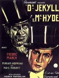 O Médico e o Monstro - Poster / Capa / Cartaz - Oficial 1