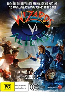 Bruxos vs. Aliens (2ª Temporada) - Poster / Capa / Cartaz - Oficial 2