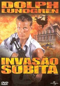 Invasão Súbita - Poster / Capa / Cartaz - Oficial 5
