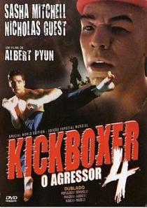 Kickboxer 4 - O Agressor - Poster / Capa / Cartaz - Oficial 7