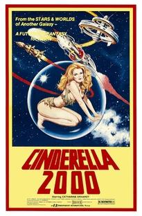 Cinderella 2000 - Poster / Capa / Cartaz - Oficial 1