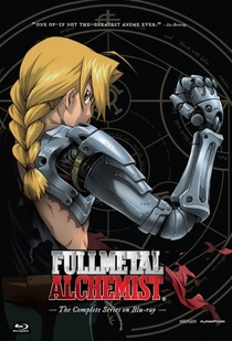 Fullmetal Alchemist - Poster / Capa / Cartaz - Oficial 3