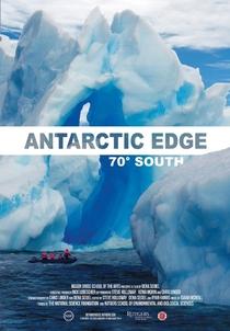 Antarctic Edge: 70° South - Poster / Capa / Cartaz - Oficial 1
