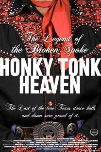 Honky Tonk Heaven: Legend of the Broken Spoke - Poster / Capa / Cartaz - Oficial 1