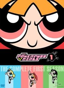 As Meninas Super-Poderosas (1ª Temporada) - Poster / Capa / Cartaz - Oficial 2