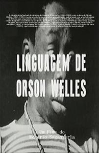Linguagem de Orson Welles - Poster / Capa / Cartaz - Oficial 2