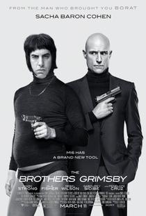 Irmão de Espião - Poster / Capa / Cartaz - Oficial 2