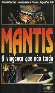 Mantis - A Vingança Que Não Tarda - Poster / Capa / Cartaz - Oficial 2